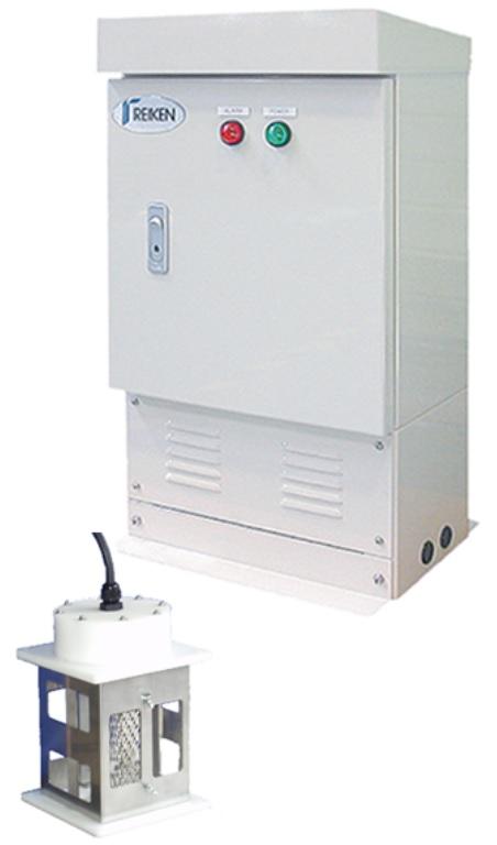 製品写真:高周波電気分解 水処理装置 ダイナクリーン・Dシリーズ