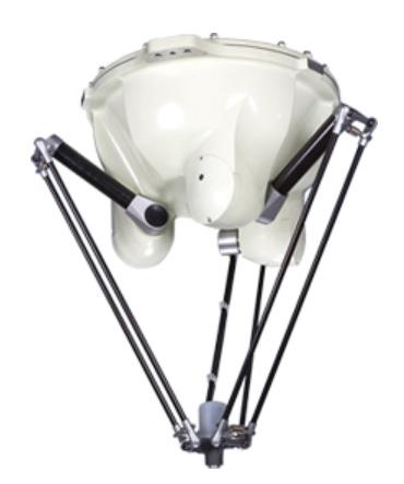 製品写真:パラレルタイプロボット「Yシリーズ」 高速ピッキングロボット