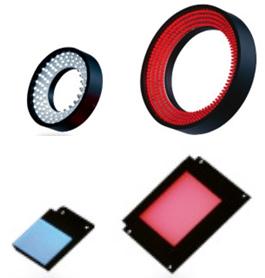 製品写真:画像処理・検査用光源 LED照明機器