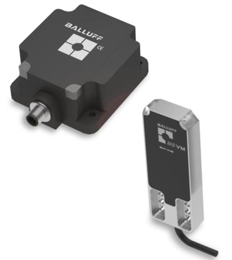 製品写真:HF帯RFID リード/ライトヘッド