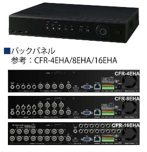 製品写真:HD-SDI/Analogレコーダー